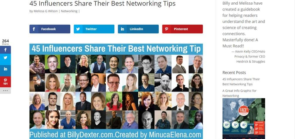 Networking Expert Roundup