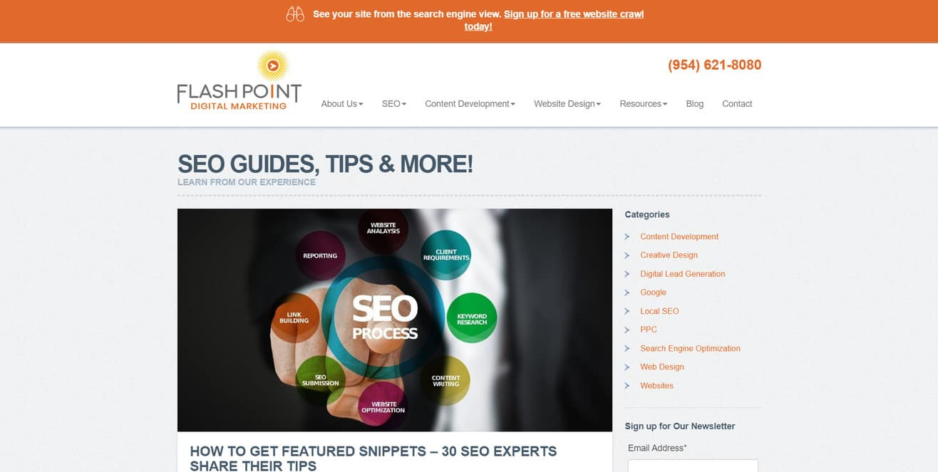 get featured snippets expert roundup