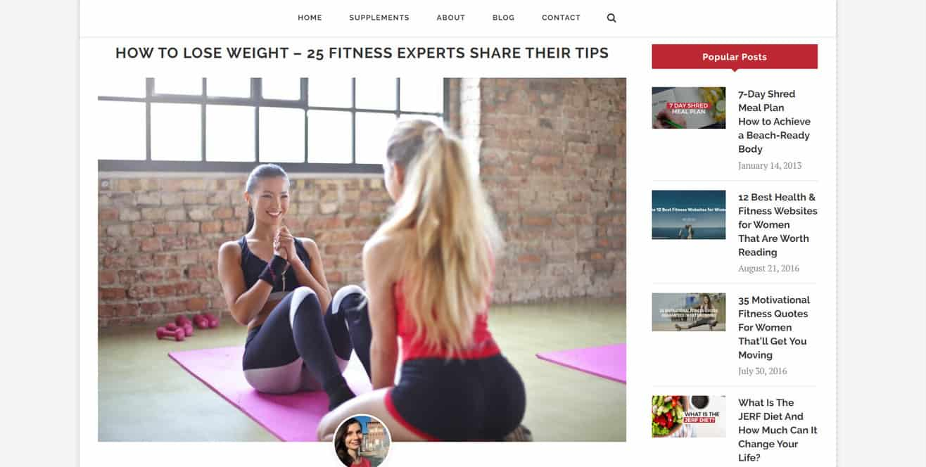 weight lose expert roundup