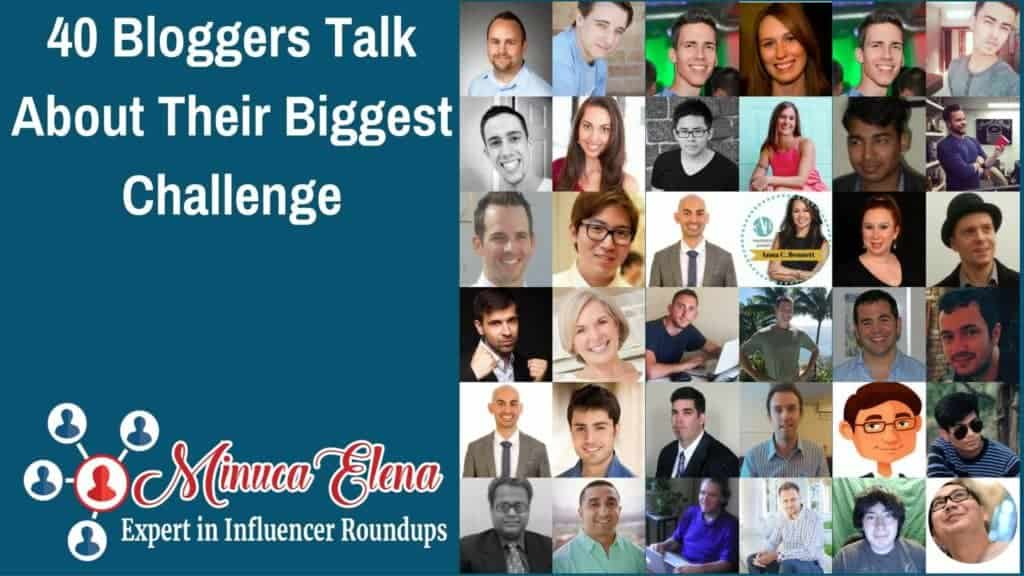 Bloggers Biggest Challenge