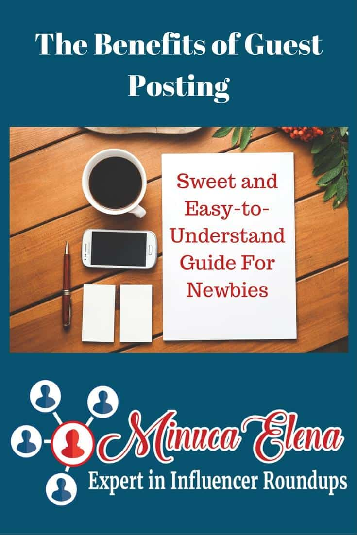 The Benefits of Guest Posting