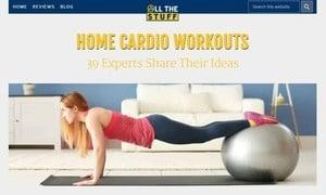 Cardio exercises expert roundup – AllTheStuff.com
