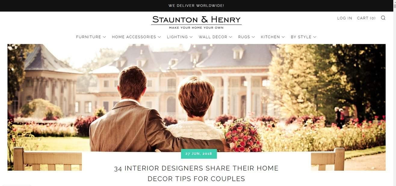 Home decor expert roundup