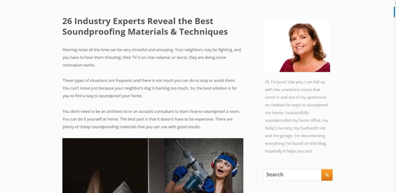 Soundproofing expert roundup