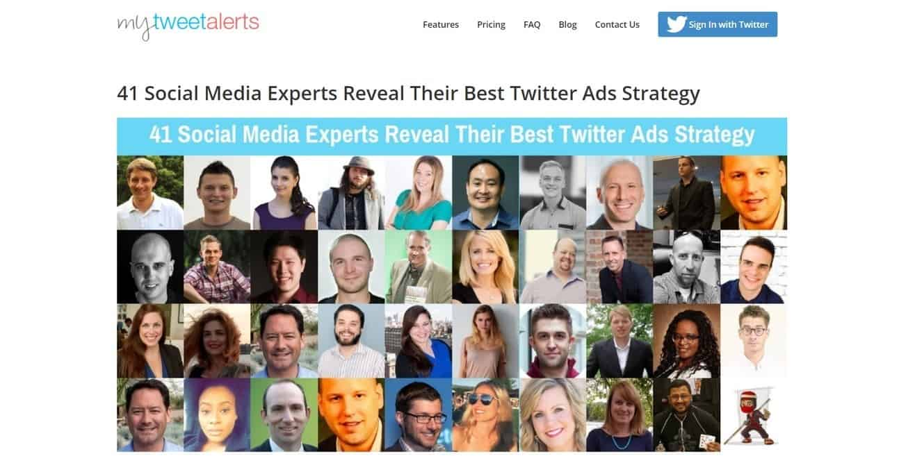 Social media marketing expert roundup