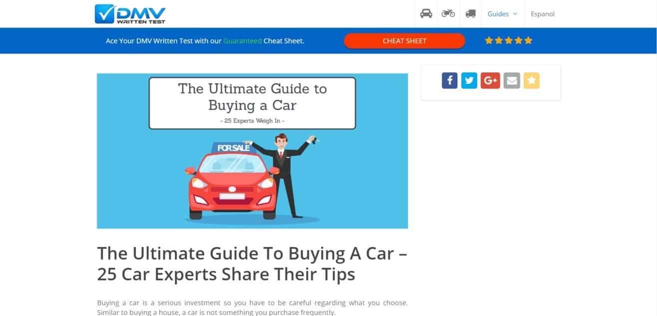 Car expert roundup