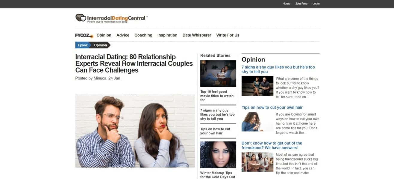 Dating Expert Roundup