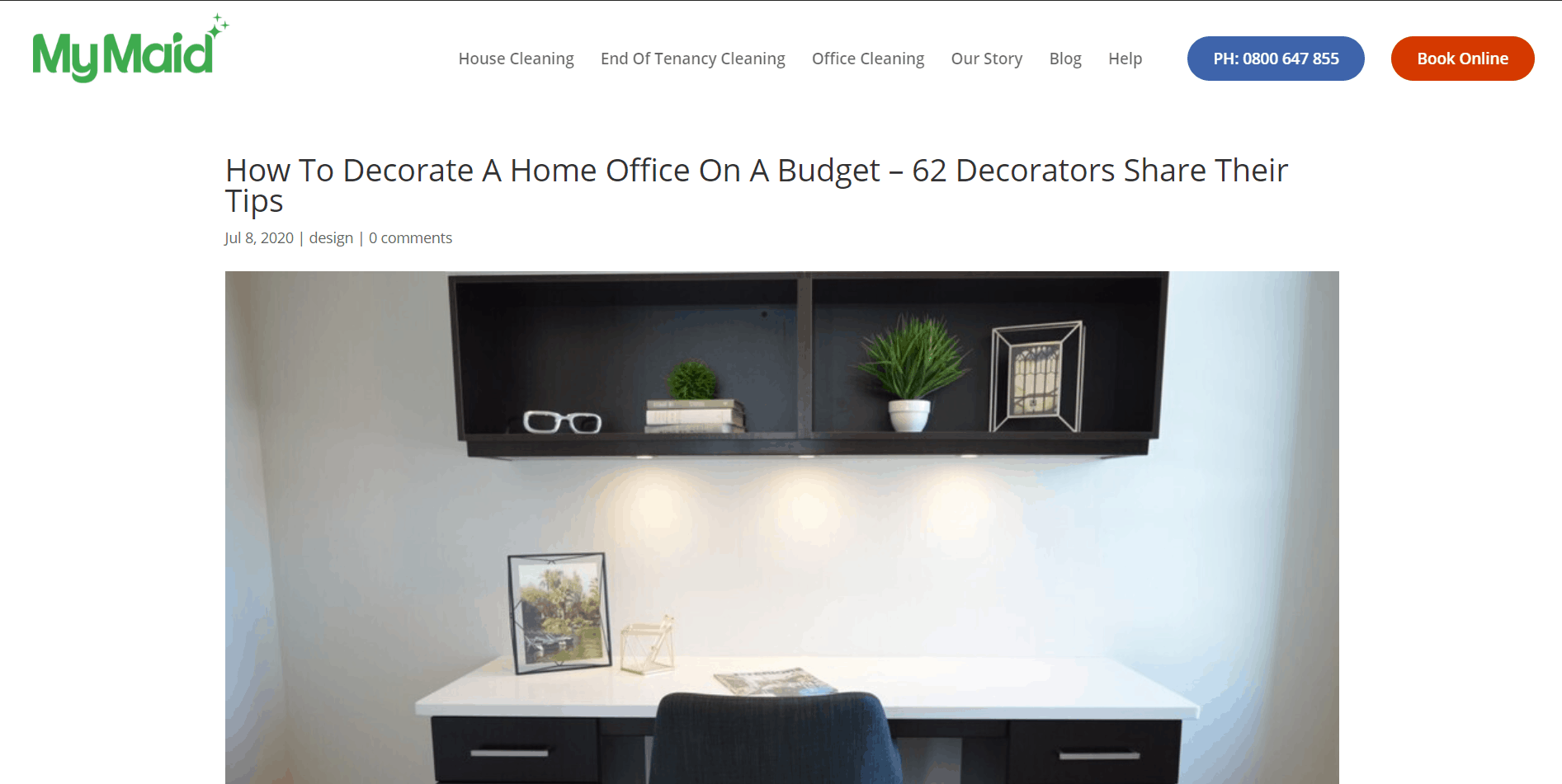 Home office expert roundup