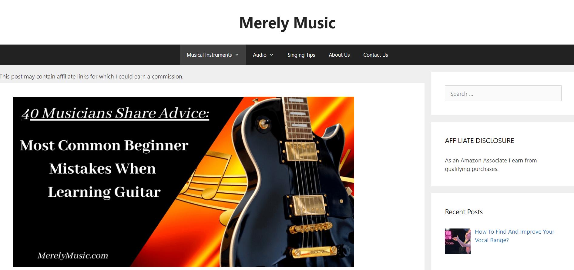 music expert roundup