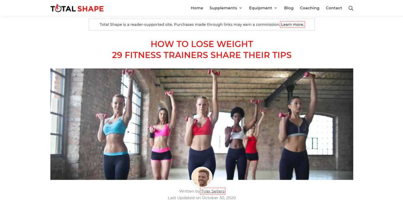 expert roundup with fitness trainers