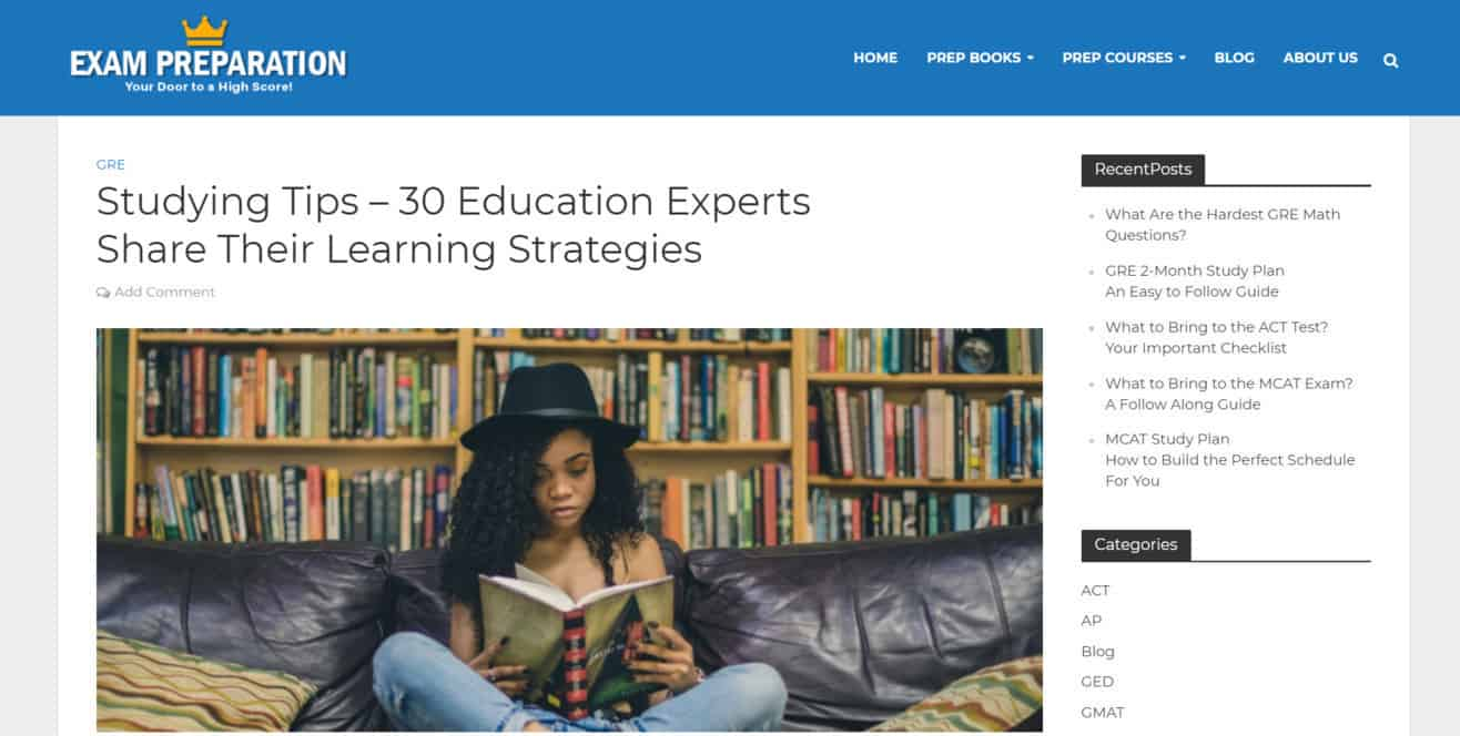 Expert roundup on education