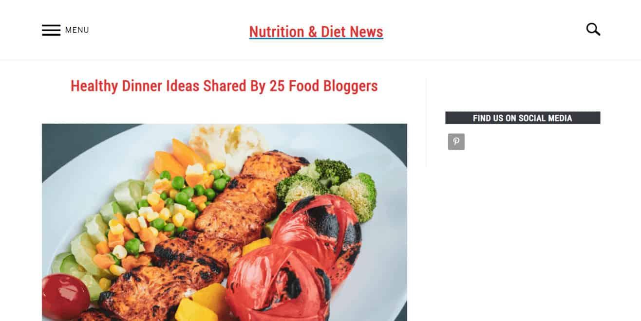 Healthy food expert roundup