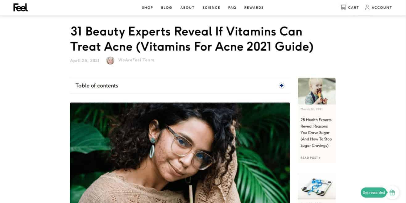 Acne treatment expert roundup