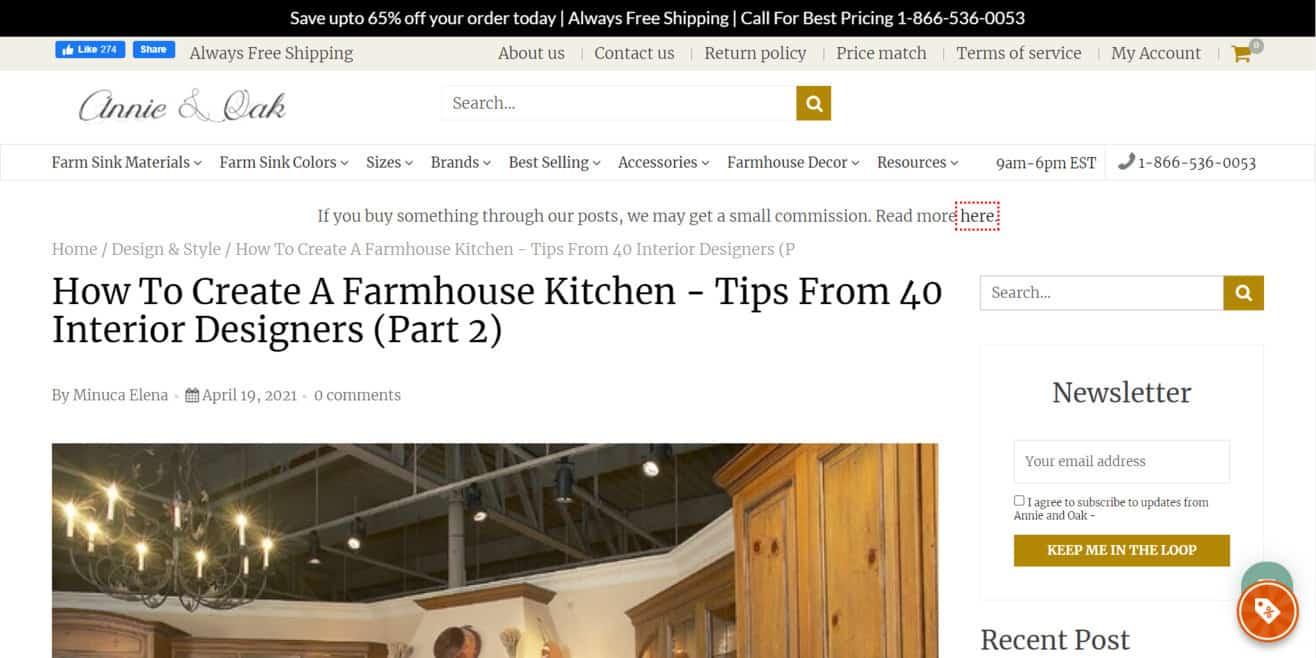 Kitchen decorating expert roundup